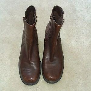 Covington Women's Leather Boots 9M